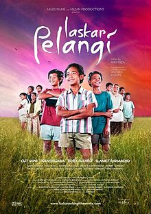 Download film Laskar Pelangi (2008) WEBDL Indonesia