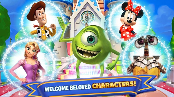 Gameloft releases Disney Magic Kingdoms for Android, iOS and Windows (PC + Phone)