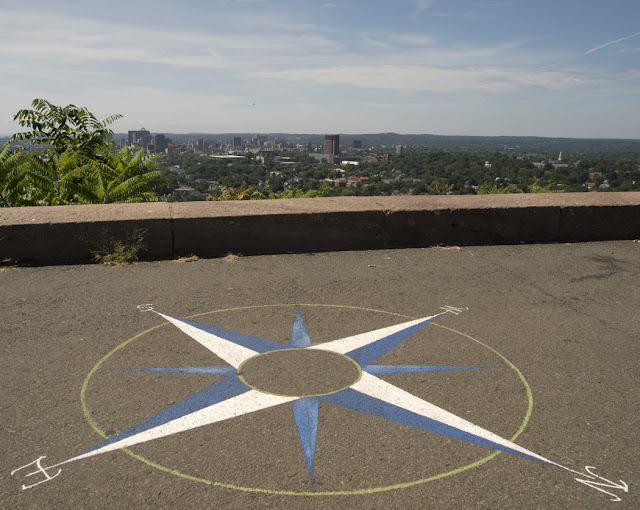 East Rock Summit, New Haven CT