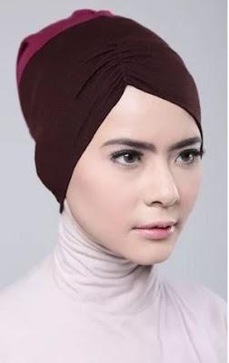 Contoh Model Ciput Jilbab Terbaru