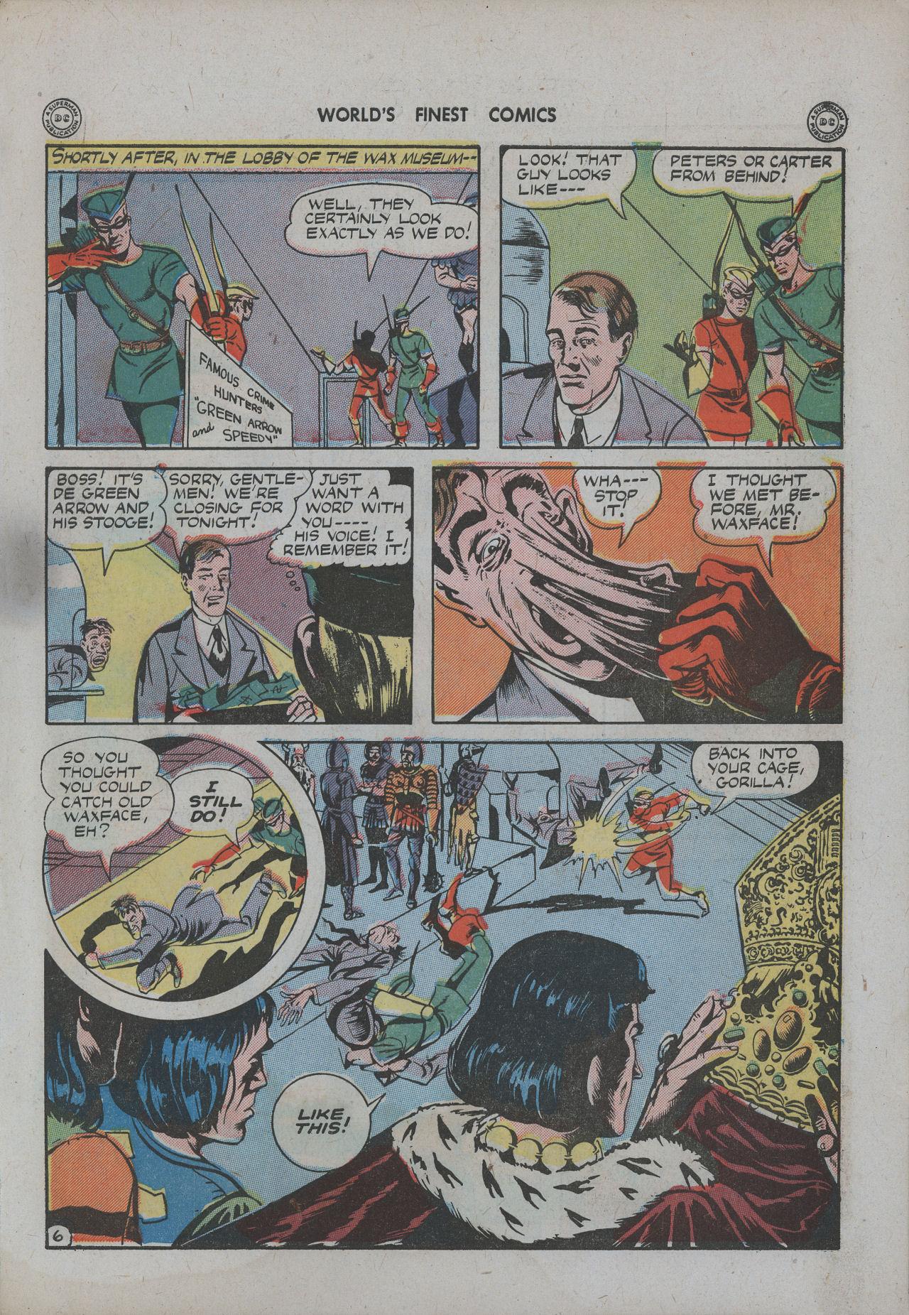 Read online World's Finest Comics comic -  Issue #15 - 42