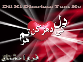 Dil Ki Dhadkan Ho Tum Episode 9 By Farwa Mushtaq