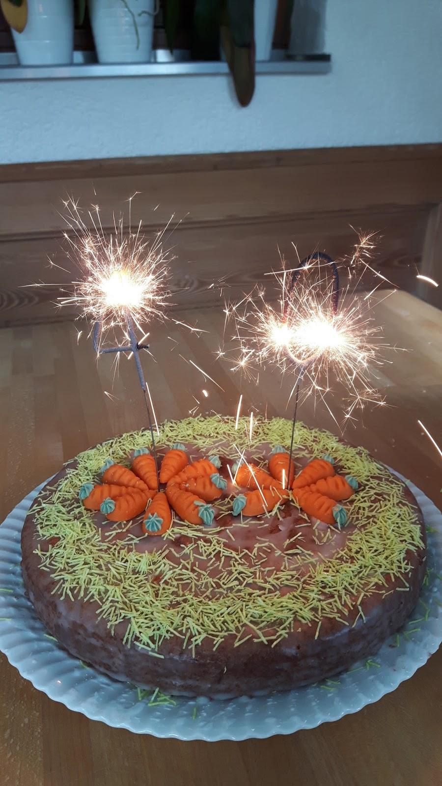 Rubli Diabetiker Torte Zum 40 Geburtstag Kinderkuecheundso