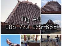 Wuwung Tembaga atau Kerpus Tembaga untuk Rumah dan Bangunan Lebih Nyaman Dan Menarik