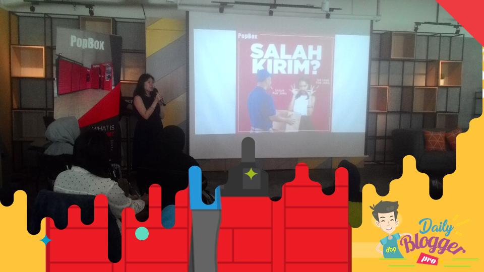 Founder Popbox Asia, Mbak Greta Bunawan, Menjelaskan Startup Popbox