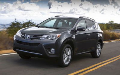 2017 Toyota RAV4 Hybrid Black color HD Photos