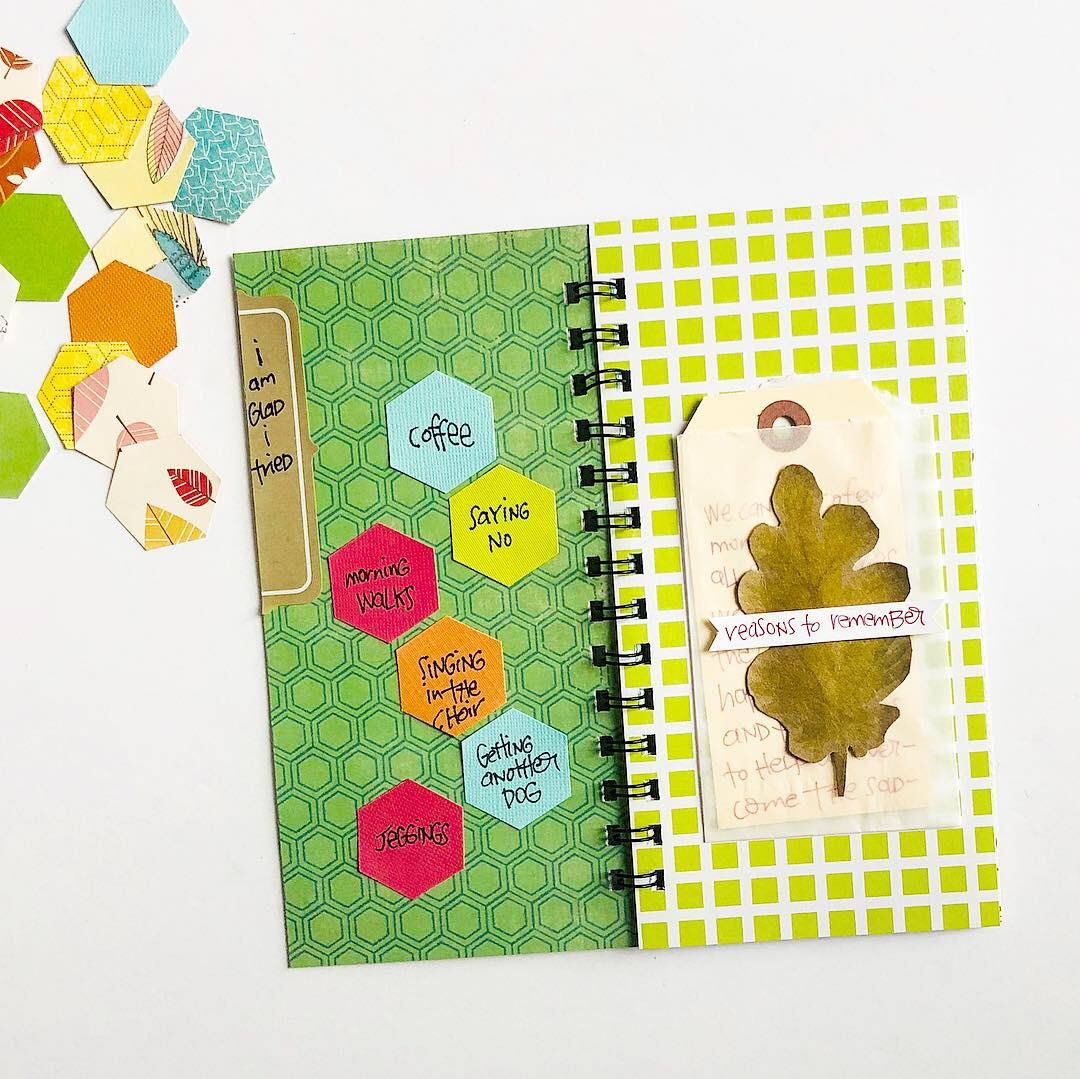 #journal cards #pocket pages #journal addict #planner girl #scrapbooking #mini book #list challenge