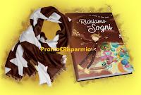 Logo Pan di Stelle ''Magici Premi'' richiedi sciarpa o libro come premio sicuro