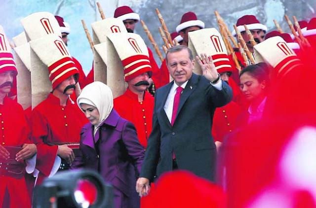 Γκρίζος Ερντογάν, γκρίζες ζώνες, γκρίζος νεοοθωμανικός μεγαλοϊδεατισμός