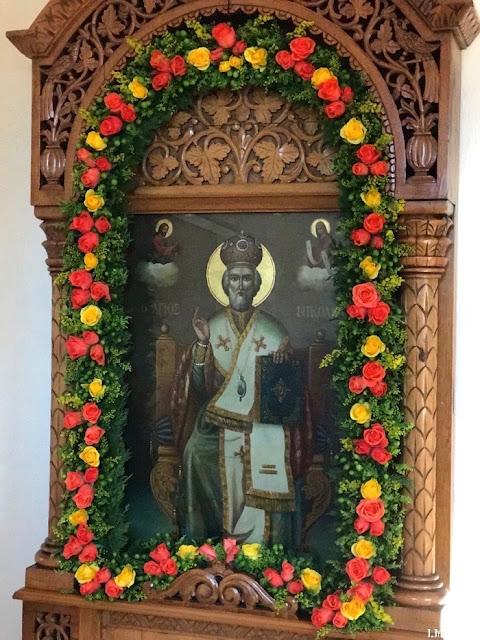 ИПЦ Греции: Празднование памяти свт. Николая Чудотворца в Аттике (ФОТО)