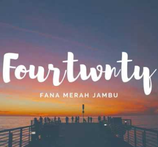 Fourtwnty Fana Merah Jambu Mp3