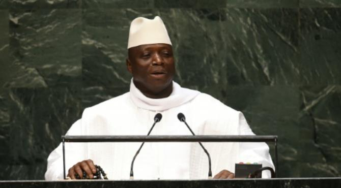 """Banjul (Gambia) (AFP) - The United States said Monday that members of the Gambian government would not be given travel visas until a dispute over Gambians awaiting deportation back to the west African nation was resolved.  The move comes amid growing tension with Western nations registering higher levels of Gambian migrant arrivals, and follows a two-day shutdown of the US embassy in the capital Banjul after police protection was withdrawn without warning in June.  A press release by the embassy said that as of Monday """"the United States Embassy in Banjul, The Gambia has discontinued issuing visas to Gambian government officials, others associated with the government, and their families.""""  It said the decision related to """"a number of Gambians in the United States who are under final deportation orders,"""" after """"exhausting"""" all legal channels that would have permitted them to remain.  Some were in detention, the embassy said.  Banjul's failure to provide nationals with passports or other travel documents meant they could not be legally deported, and until these were issued the visa ban would remain, it added.  Under President Yahya Jammeh, who is hoping to win a fifth term in office in December after ruling with an iron fist since 1994, the country has seen large-scale migration from a sclerotic economy that suffers high levels of youth unemployment.  His regime is also regularly accused by rights groups of arranging the forcible disappearance of opponents.  A European parliament delegation ended a tour of the country last week by threatening to recommend sanctions if the rights situation did not improve.  """"In relation to migration per capita, Gambia has more people coming to the European Union than any country, not in total, but as a proportion of a population of 1.8 million,"""" said British MEP David Martin said."""
