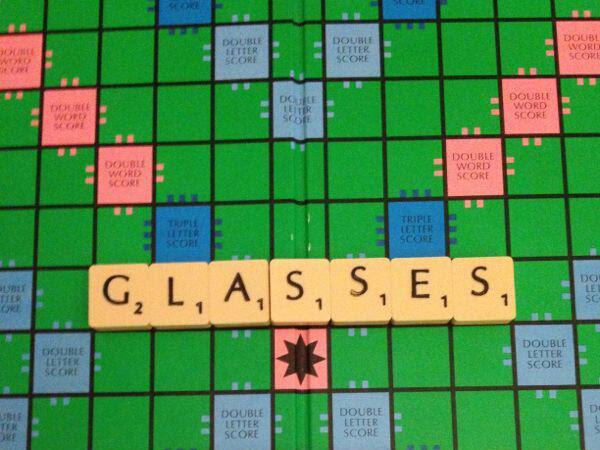 Scrabble fun...