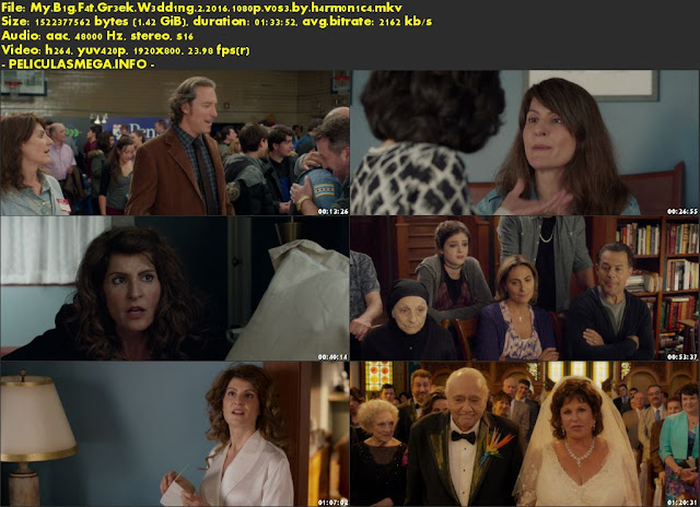 Descargar My Big Fat Greek Wedding 2 Subtitulado por MEGA.