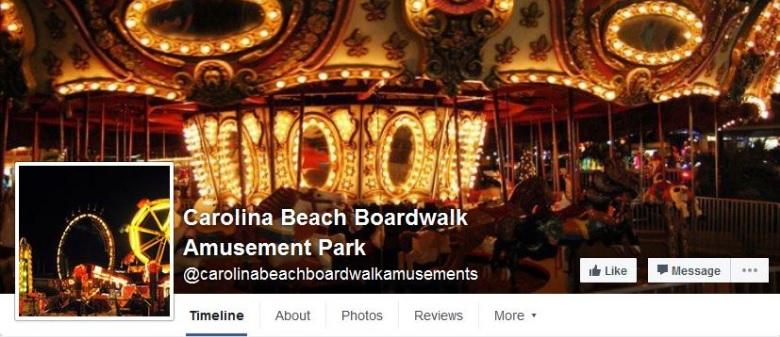 Carolina amusement park