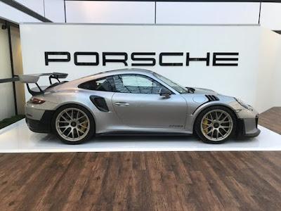 Tous les nouveaux 2018 911 GT2 RS # 911 #Porsche # Porsche911