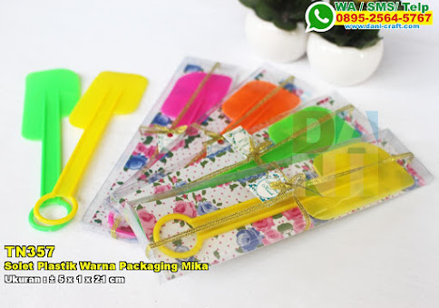 Solet Plastik Warna Packaging Mika