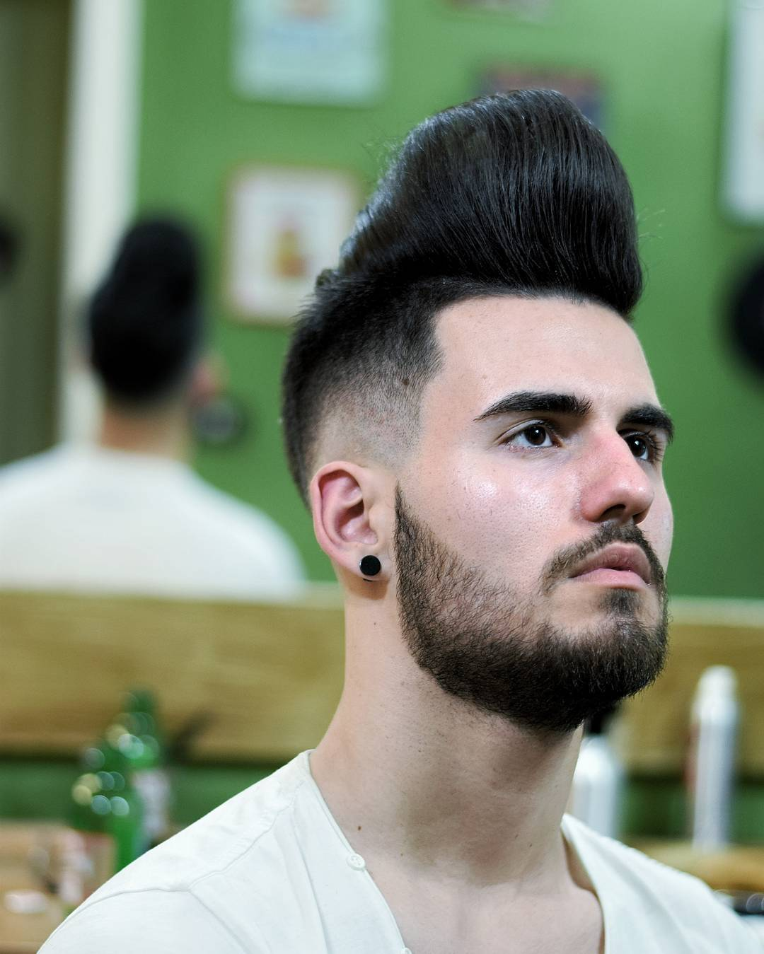 Hair Styles On Fire Latest Men Hairstyles 2016