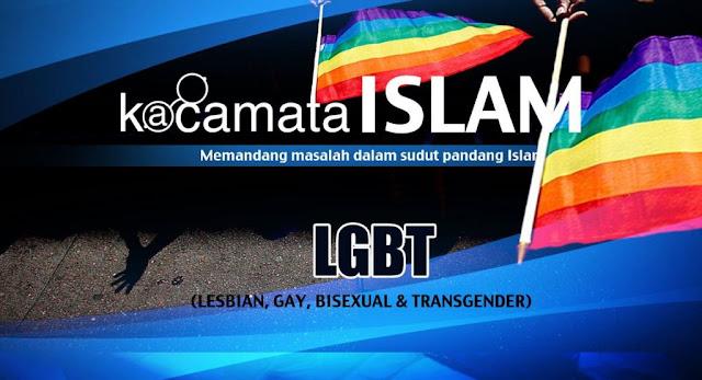PANDANGAN AGMA ISLAM TERHADAP LGBT