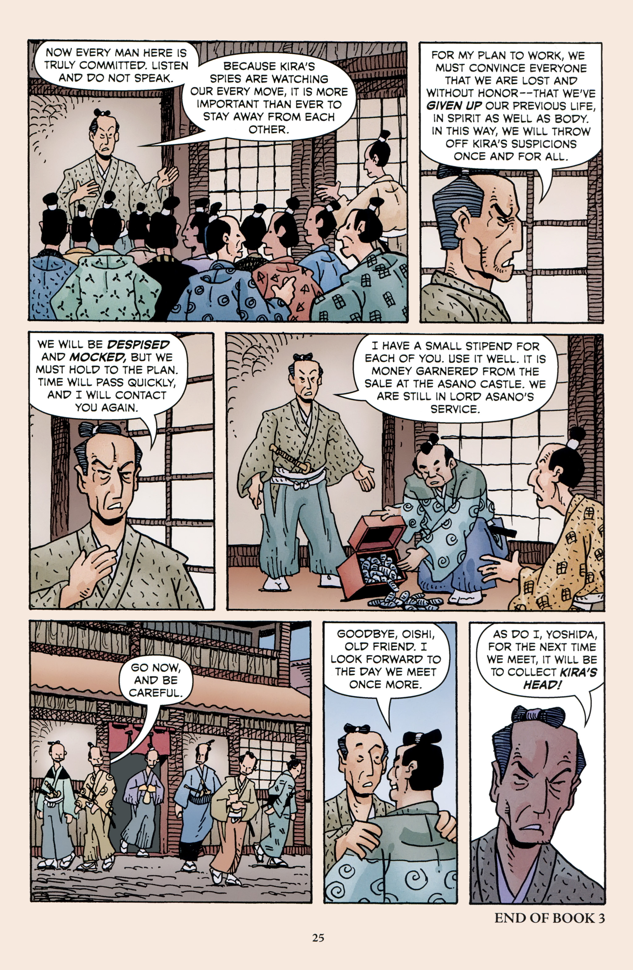 Read online 47 Ronin comic -  Issue #3 - 27