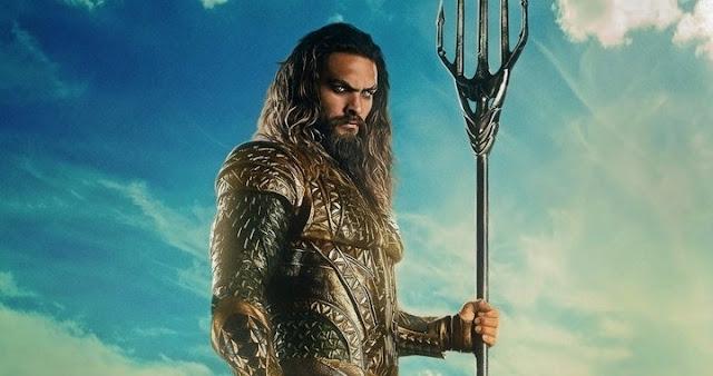 La película de Aquaman cambia de fecha de estreno
