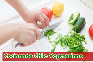 dieta de diabetes Cocinando Chile Vegetariano