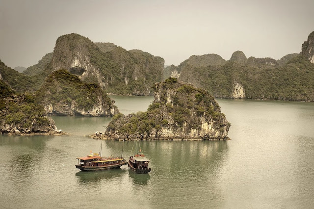 The Northern Vietnam in My Mind 1