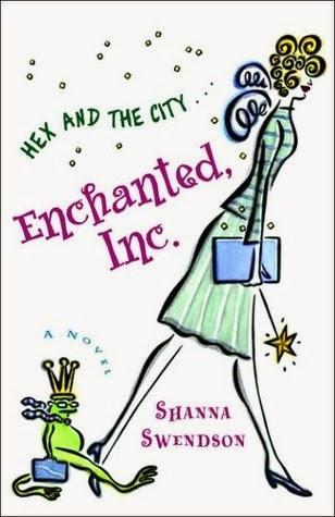 http://www.goodreads.com/book/show/6478154-enchanted-inc