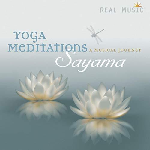 """Nuevo CD para la práctica de yoga y meditación por """"Sayama"""""""