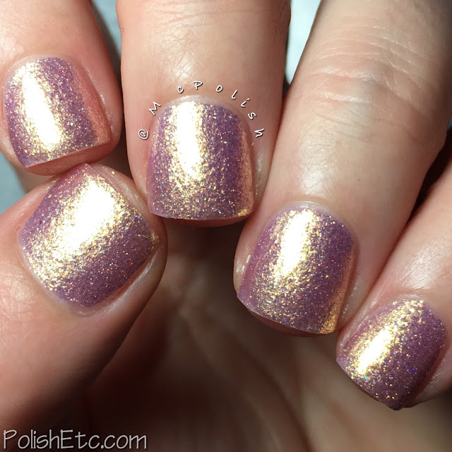 KBShimmer - Wanderlust Collection - McPolish - Hakuna Moscato