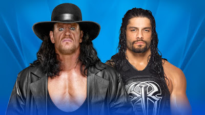 The Undertaker vs. Roman Reigns