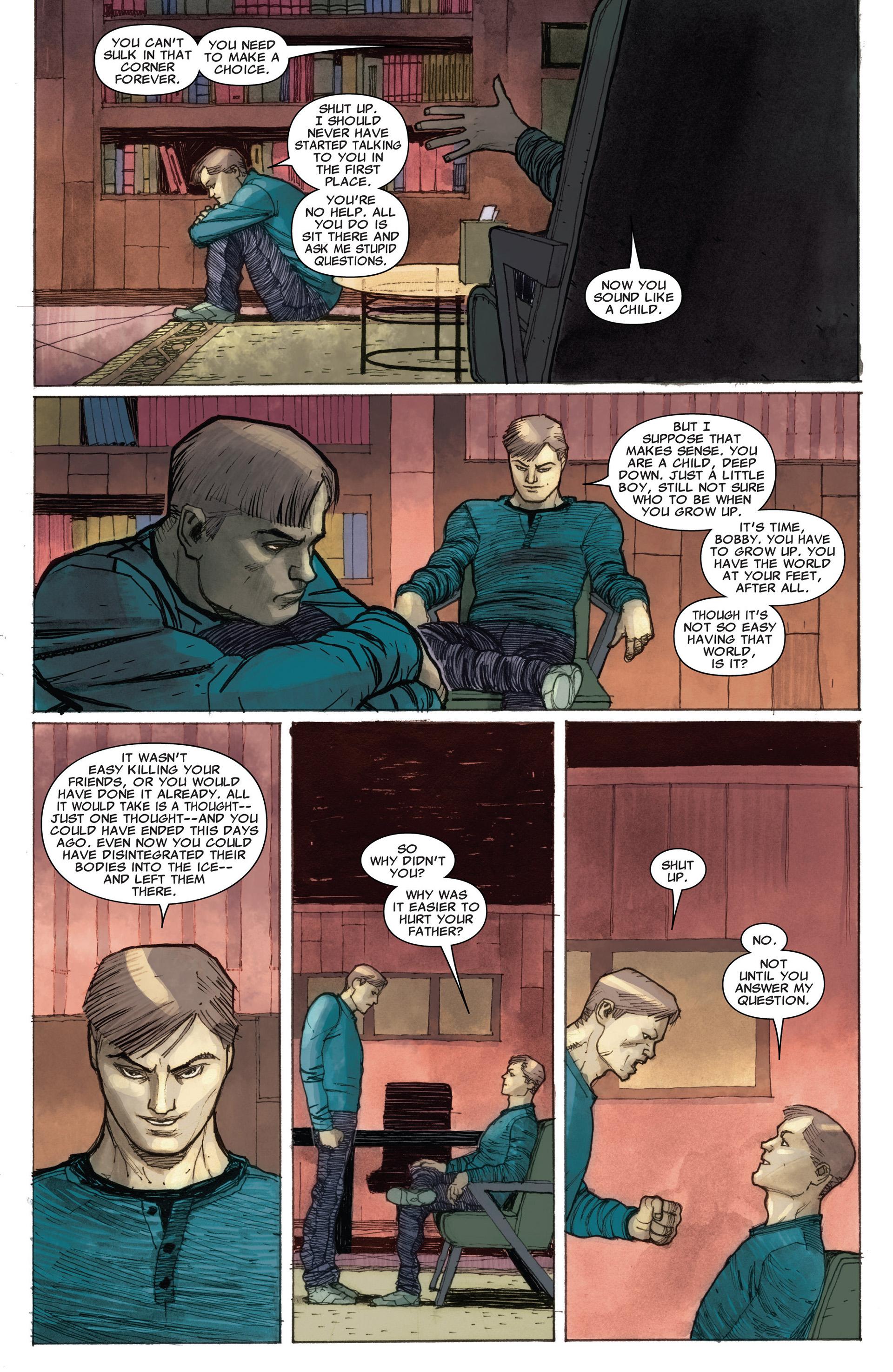 Read online Astonishing X-Men (2004) comic -  Issue #65 - 10