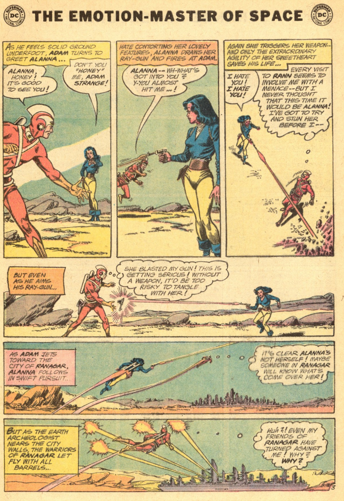 Strange Adventures (1950) issue 243 - Page 5