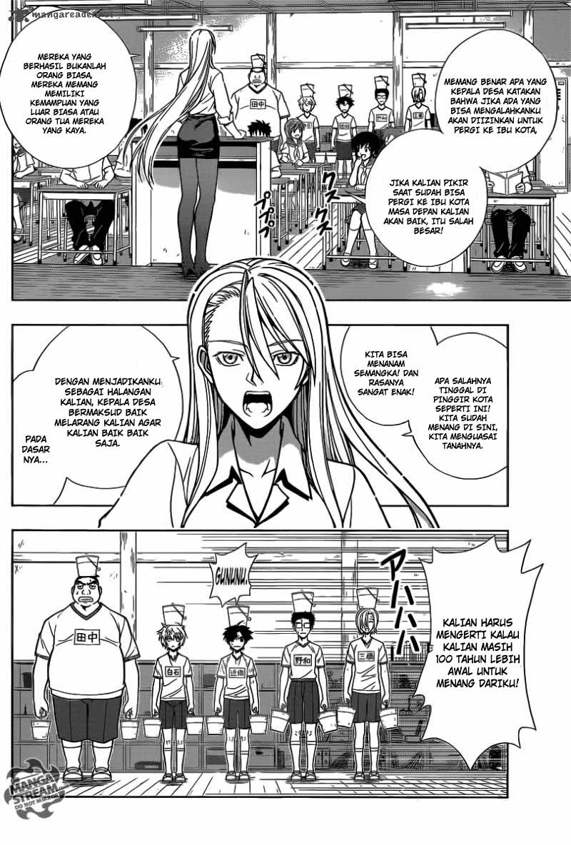 Baca Komik UQ Holder Chapter 1 Bahasa Indonesia