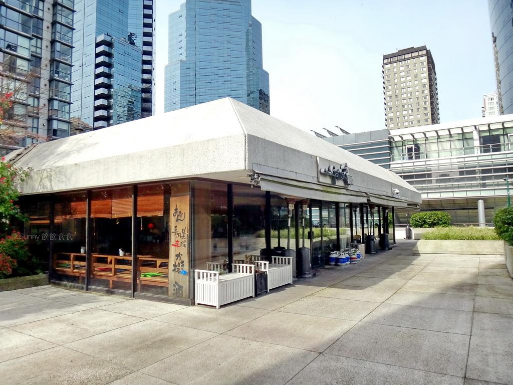 Sunny 飲飲食食: Guu Garden 我殿(隱藏於商廈平台的日本餐廳)