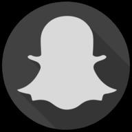 snapchat blackout icon