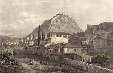 Το Ναύπλιο βγαίνει στο σφυρί το 1832 για να συγκεντρωθούν μετρητά