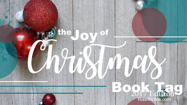 Booktube Talk | The Joy of Christmas Book Tag