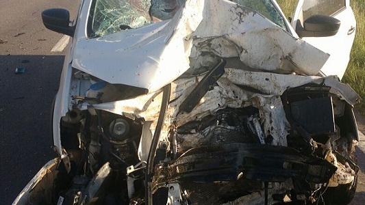 Tras el accidente, se registraron dos víctimas fatales y dos heridos