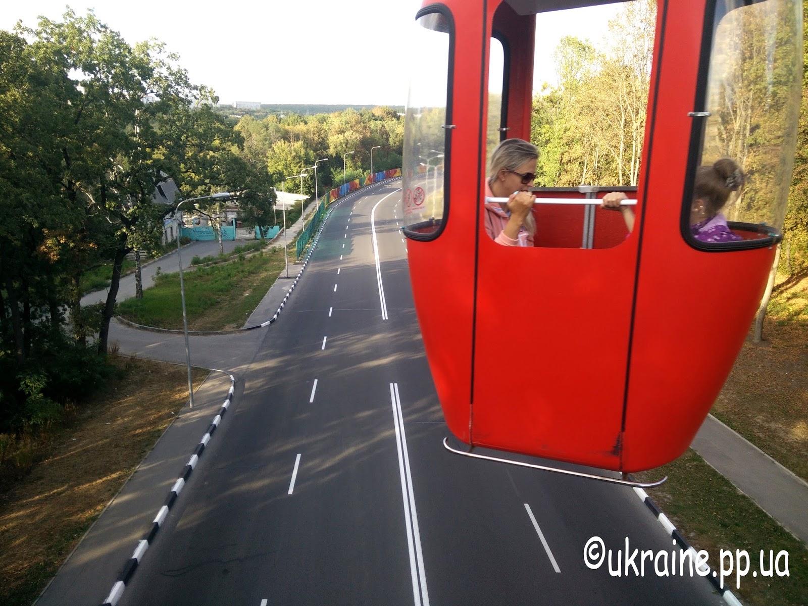 канатная дорога