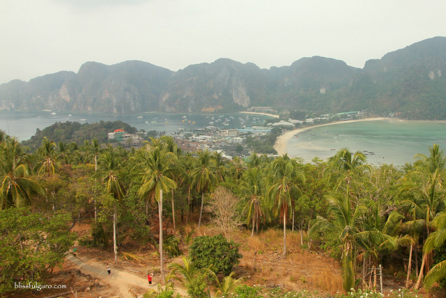 Viewpoint Koh Phi Phi Thailand