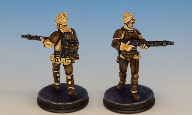 Dengar, Imperial Assault (2015, sculpted by B. Maillet)