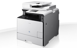 rounder Offering functionalities ordinarily exactly positioned inward greater resources Canon i-SENSYS MF728Cdw Driver Download