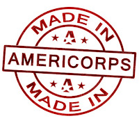 Made in AmeriCorps Logo