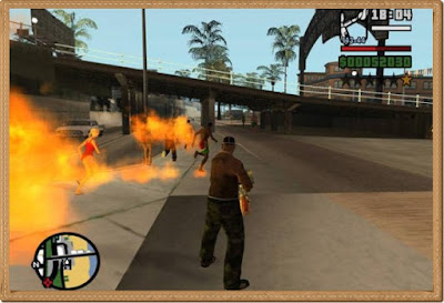 GTA San Andreas Games for windows