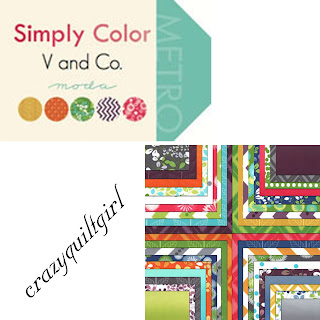 Moda SIMPLY COLOR Quilt Fabric by V and Co. Vanessa Christenson