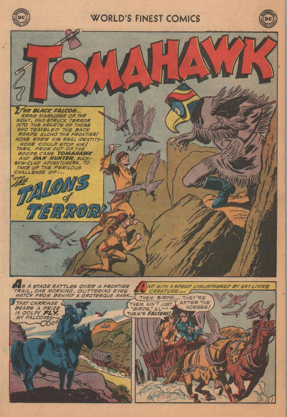 Read online World's Finest Comics comic -  Issue #72 - 27