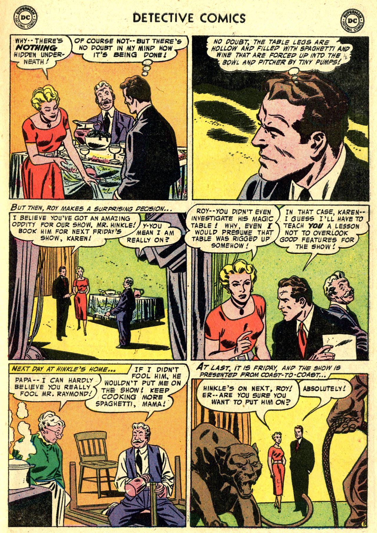 Read online Detective Comics (1937) comic -  Issue #236 - 31