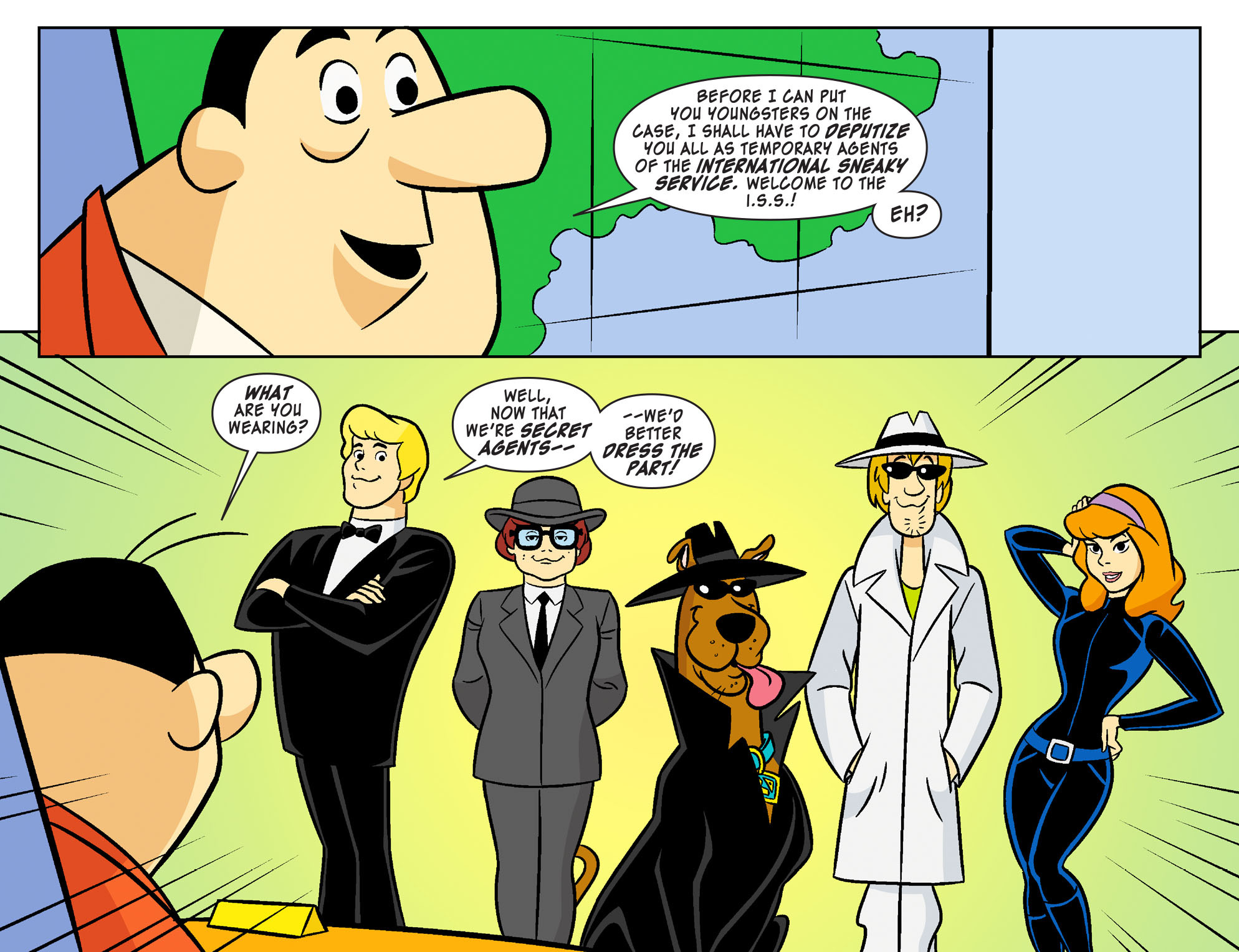 Read online Scooby-Doo! Team-Up comic -  Issue #21 - 9