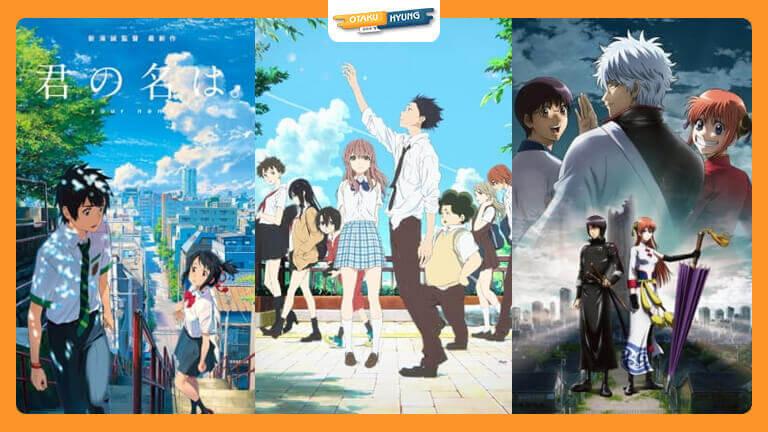 Anime Movie dengan Rating Tertinggi Sejauh Ini